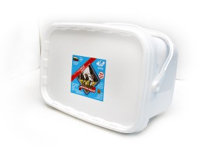 White goat cheese - 2 kg Apolo