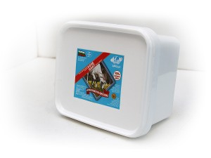 White goat cheese - 900 gr Apolo