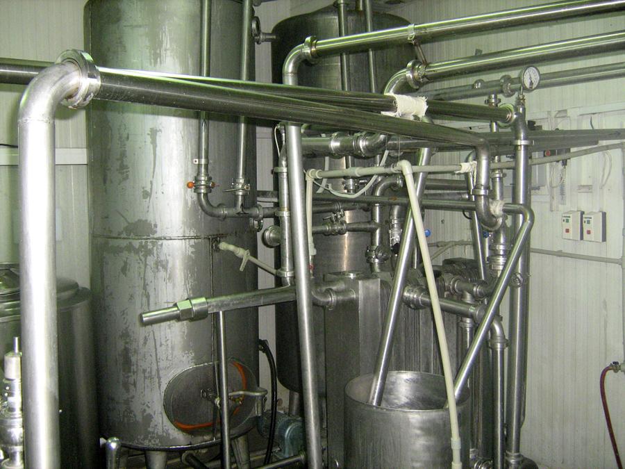 Производство на сирена и кашкавали