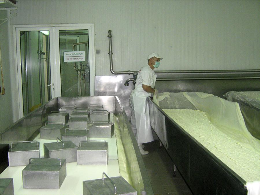 Производство на сирена - АПОЛО