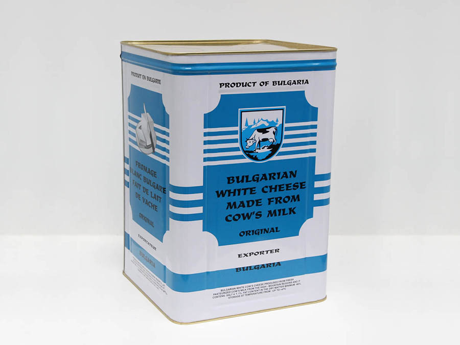 Краве сирене - 16 кг.