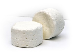 White goat's cheese - 250 - 350 gr